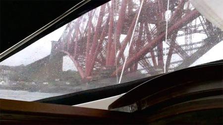 Forth Bridge videograb
