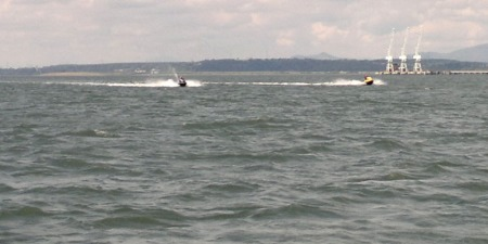 River Forth Jet Skis