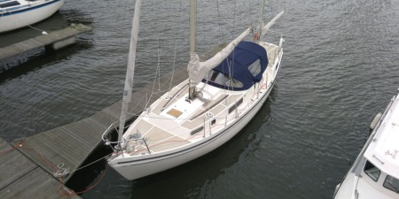 Macwester Malin 32 ketch