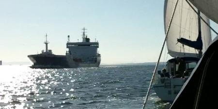 Fure Sun Tanker May 2012