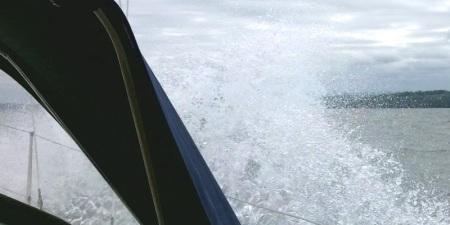 Macwester regatta splash