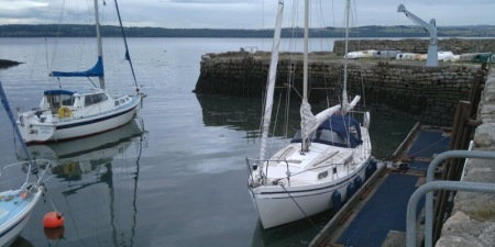 Macwester Malin 32 pontoon