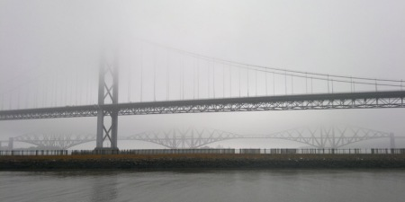 Bridges in the mist
