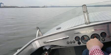Onboard Mylne Bolt