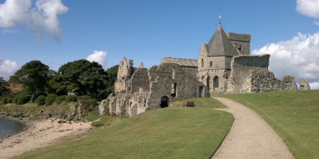 Inchcolm Abbey 2014