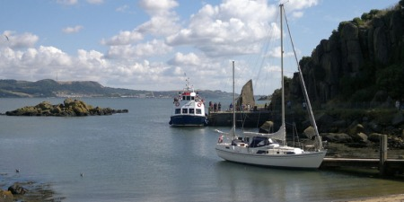 Macwester ketch Inchcolm