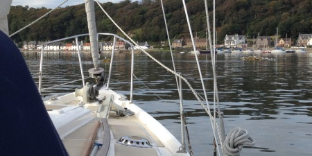 Sailing through the Ghauts 2015
