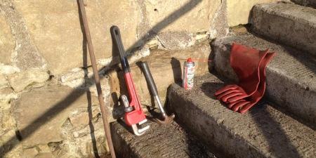 Mooring tools